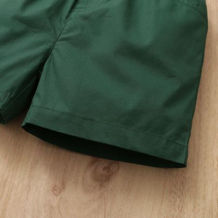 Set Pantaloni si Camasa Tropical Baieti [5]