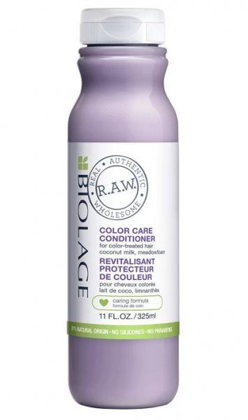 Balsam profesional pentru par colorat Biolage R.A.W. Color Care, 325 ml 0