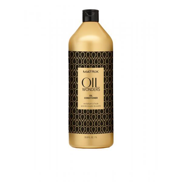 Balsam Matrix Wonders Oil 1L Pentru Orice Tip De Păr 0