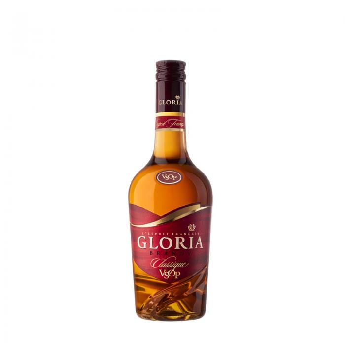 Brandy GLORIA CLASSIQUE VSOP 0.5L 36% 0