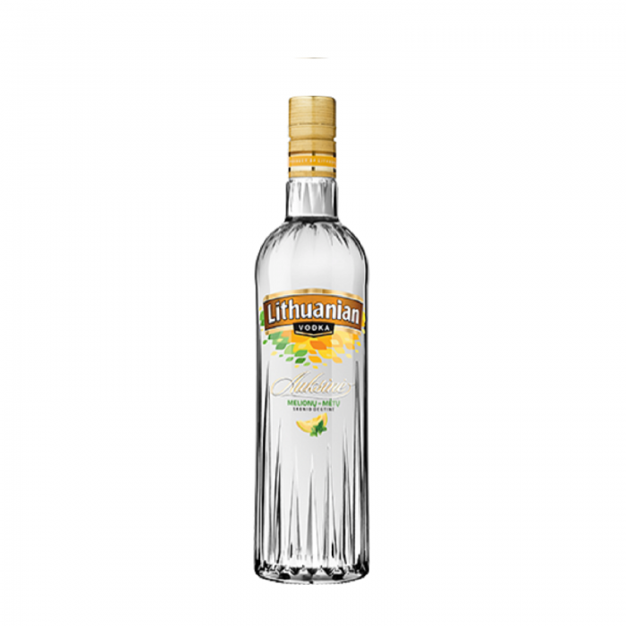 Vodka LITHUANIAN GOLD Melon & Mint 0.5L 40 0