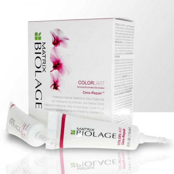Tratament Fiole Matrix Biolage ColorLast Cera-Repair 0