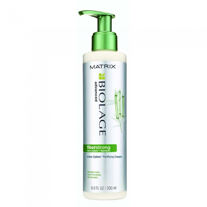 Tratament leave-in pentru parul fragil Matrix Biolage Fiberstrong INTRA-CYLANE, 200ml 0