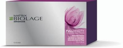 Fiole tratament pentru par rar Matrix Biolage FullDensity, 10x6ml0