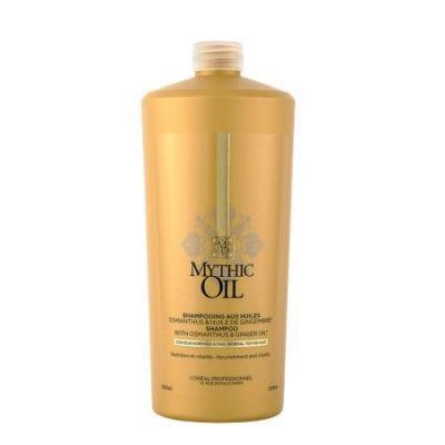 Șampon Păr Subțire Făra Volum Mythic Oil 1000 ml L'Oréal Professionnel0