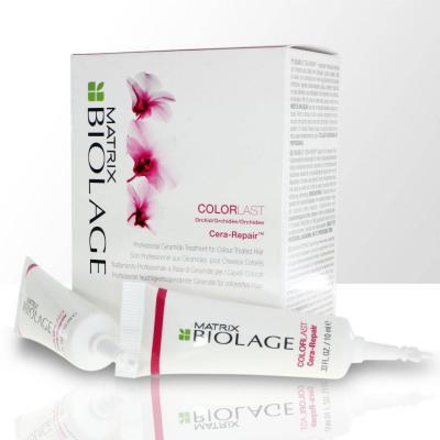 Tratament Fiole Matrix Biolage ColorLast Cera-Repair 10X10ml0
