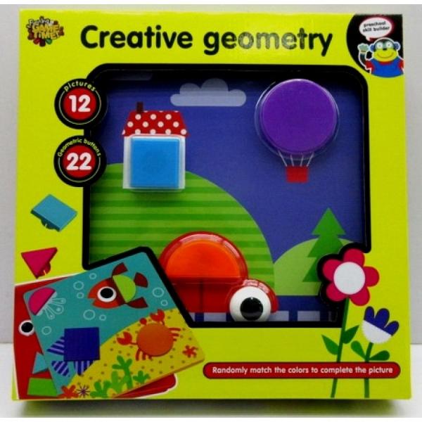 Joc Mozaic Forme Geometrice [0]