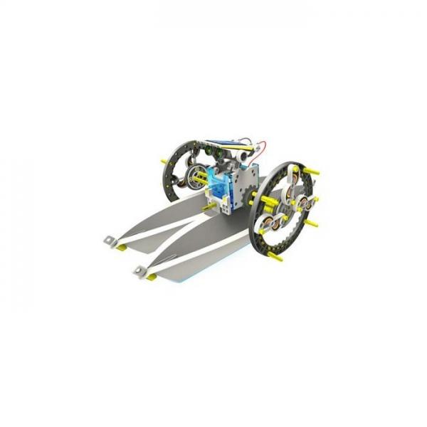 Kit Solar pentru Copii 14 in 1 Robotel 3