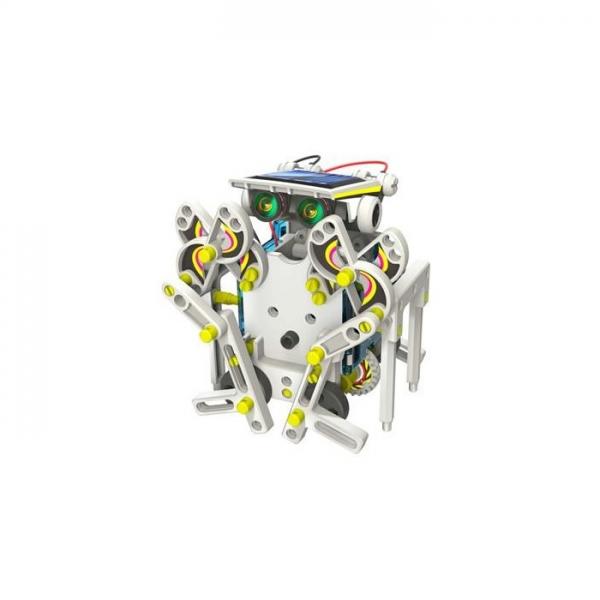 Kit Solar pentru Copii 14 in 1 Robotel 0