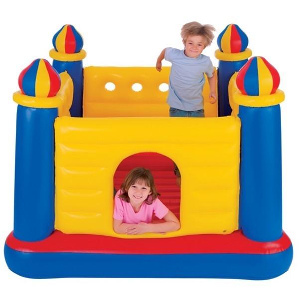 Centru de joaca Gonflabil Castel Intex 2