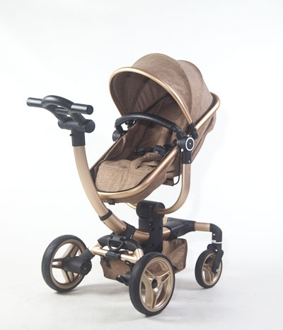 Carucior copii Transformabil 2 in 1 rotativ  360' Baby Care 8