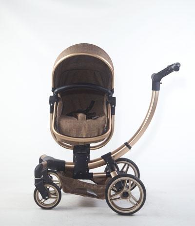 Carucior copii Transformabil 2 in 1 rotativ  360' Baby Care 6