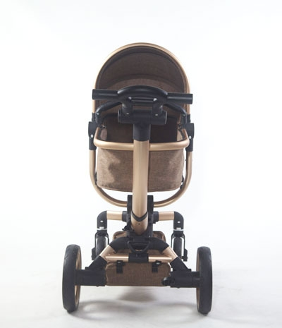Carucior copii Transformabil 2 in 1 rotativ  360' Baby Care 5
