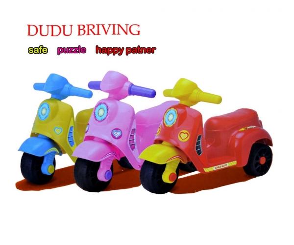 Mini Scuter fara pedale pentru copii  Dudu 0