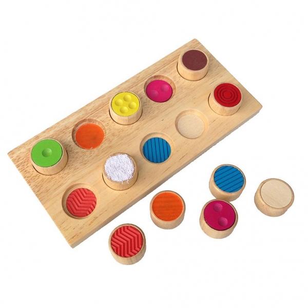 Joc din lemn memorie pentru copii Memory 5
