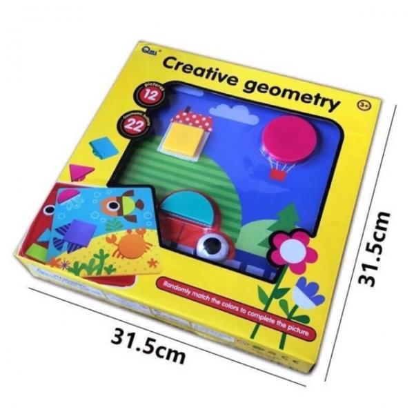 Joc Mozaic Forme Geometrice [5]