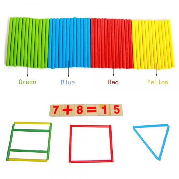 Jucarie educationala Montessori Blocuri [1]