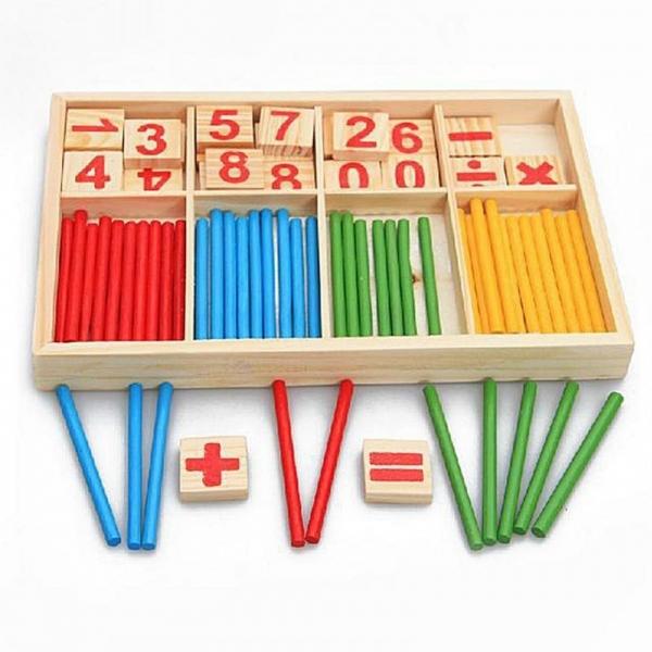 Jucarie educationala Montessori Blocuri [6]