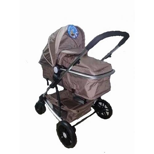 Carucior nou nascuti 2 in 1 Baby Care PRO YK-18 5