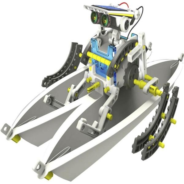 Kit Solar pentru Copii 14 in 1 Robotel 7