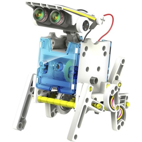Kit Solar pentru Copii 14 in 1 Robotel 4