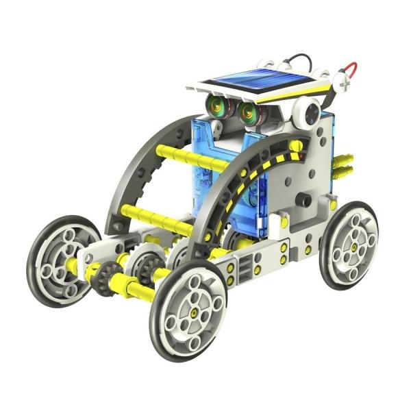 Kit Solar pentru Copii 14 in 1 Robotel 6