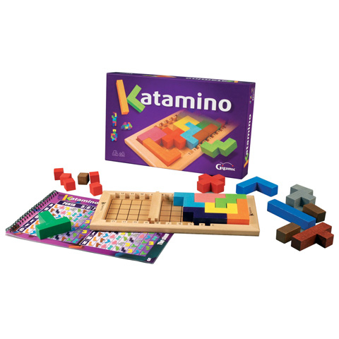 Joc Lemn Tetris - Katamino 4