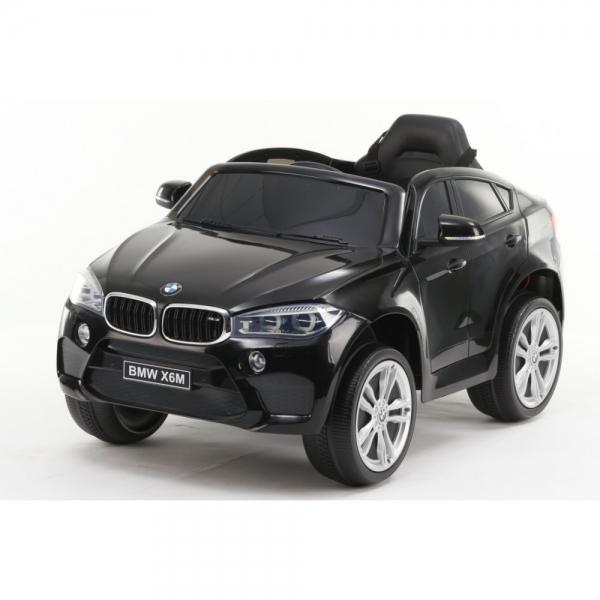 Masinuta Electrica BMW X6M cu Telecomanda 12 v pentru copii 1
