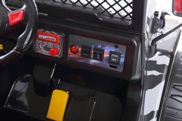 Masinuta Electrica Jeep Drifter pentru Copii 12 v 2