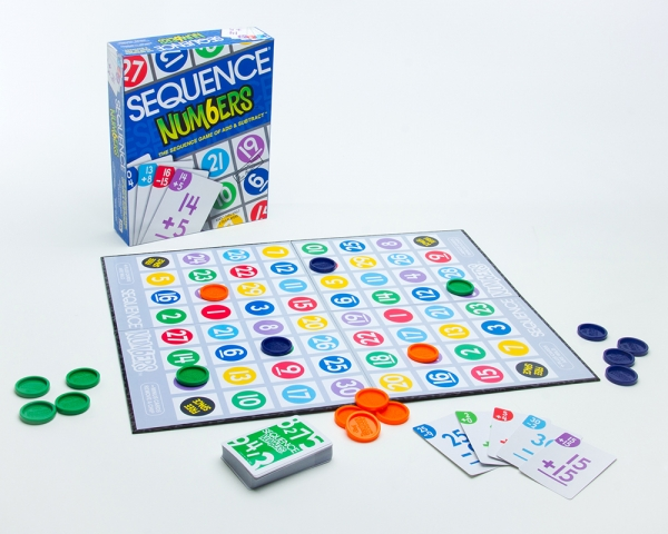 Joc de Numere Sequence Numbers 1
