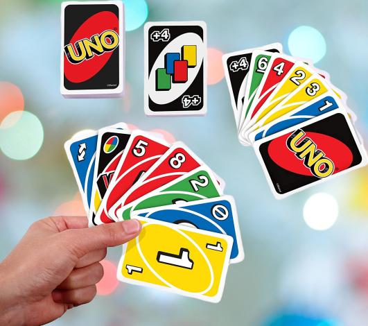 Joc de Carti UNO - Joc de Societate cu carti UNO 6