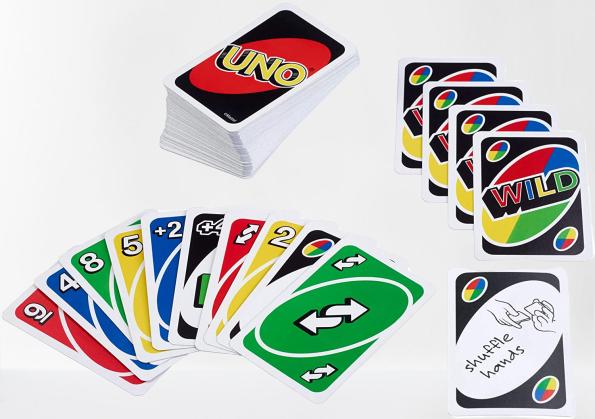 Joc de Carti UNO - Joc de Societate cu carti UNO 0