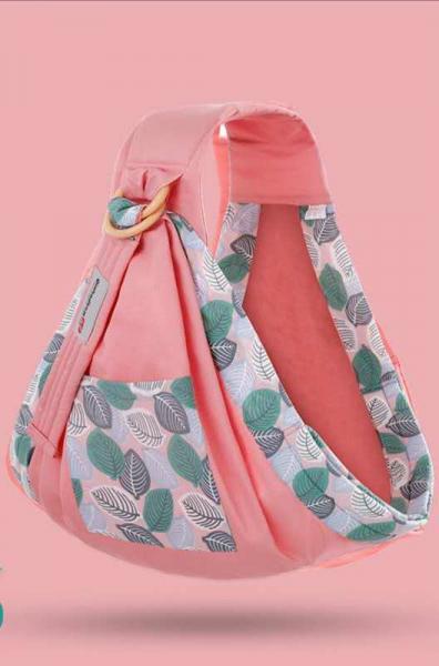 Port Bebe multifunctional Baby Wrap - Marsupiu stil fasa bebe [1]