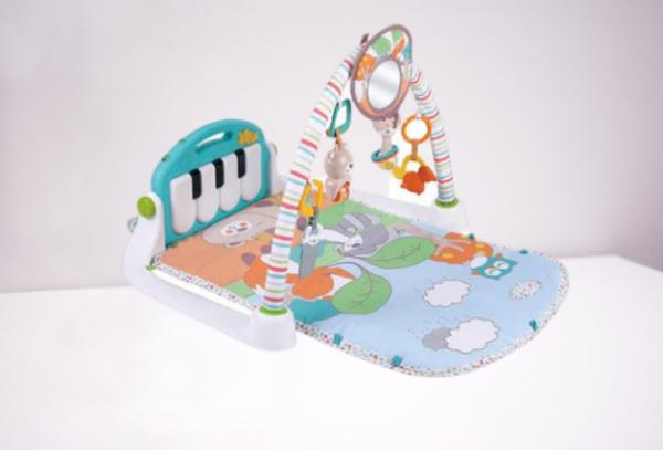 Centru de activitati Bebe  cu pian - Salteluta cu activitati cu pian 0