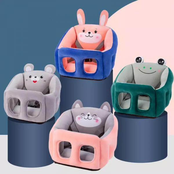 Scaun bebelusi portabil din plus - Inaltator scaun din plus pentru Bebe 5