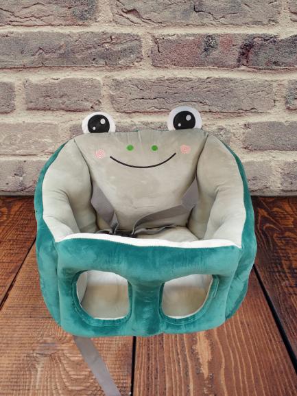 Scaun bebelusi portabil din plus - Inaltator scaun din plus pentru Bebe 3