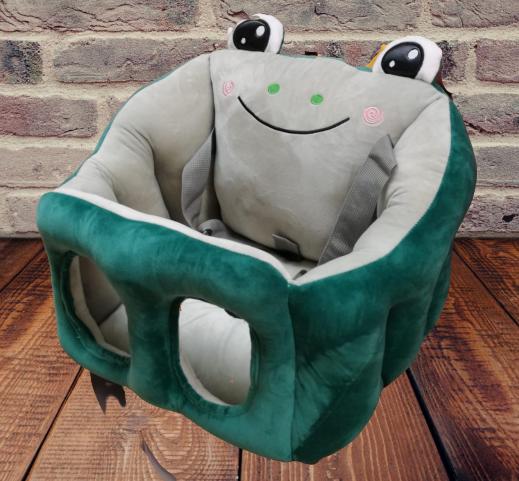Scaun bebelusi portabil din plus - Inaltator scaun din plus pentru Bebe 0