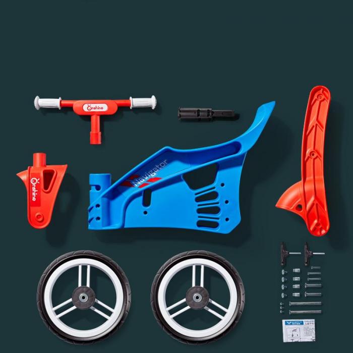 Bicicleta fara pedale reglabila pe inaltime Onshine cu  frana 8