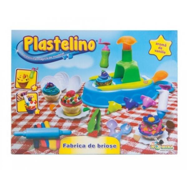 Fabrica de Briose Plastelino - Joc plastelina Briose 0