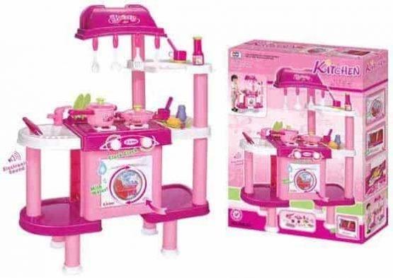 Bucatarie de jucarie electronica Happy Girl 1