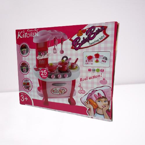 Bucatarie de jucarie electronica pentru copii, [2]