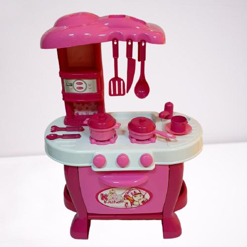Bucatarie de jucarie electronica pentru copii, [0]
