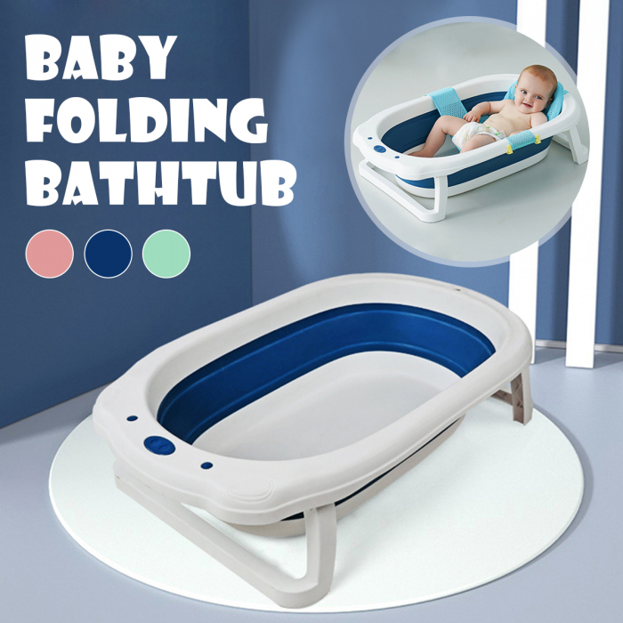 Cadita Bebe Pliabila cu senzori de temperatura a apei [0]