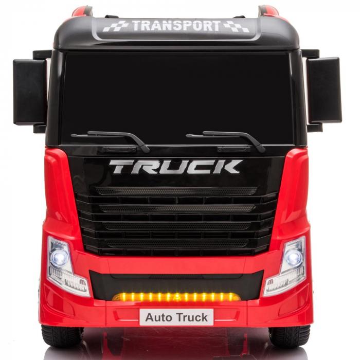 Camion Tir Electric pentru copii 4x4 cu telecomanda [2]