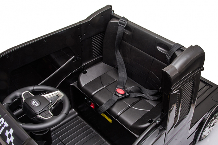 Camion Tir Electric pentru copii 4x4 cu telecomanda [6]