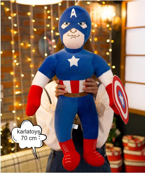 Capitanul America Jucarie de plus Avengers [0]