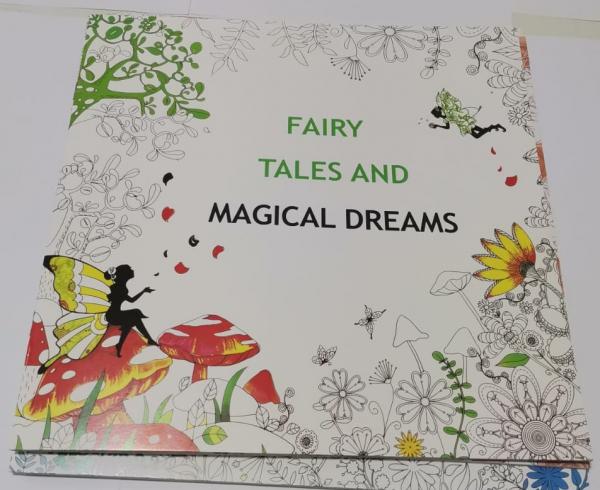 Set Carte si creione colorate - Joc creativ de imaginatie Culori 2