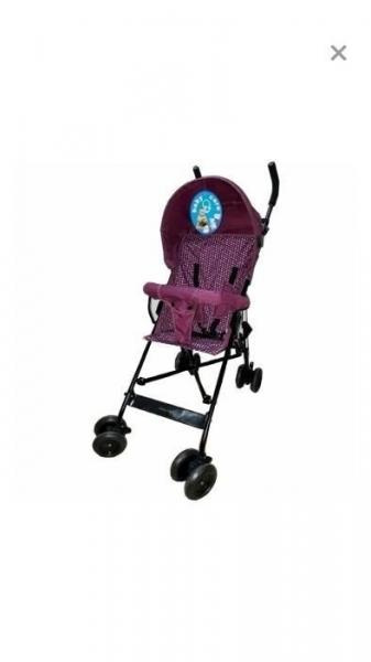 Carucior sport Baby Care SA7 Fucsia 2