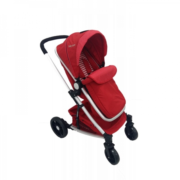 Carucior Baby Care 3 in 1 nou nascuti 2