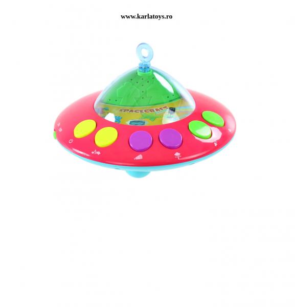 Carusel pentru copii cu avioane si elicoptere Dream world [3]